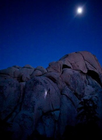 Sentinel Rock, Joshua Tree